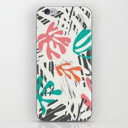 Matisse Pattern 011 iPhone Skin