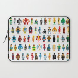 Pixel Heroes Laptop Sleeve