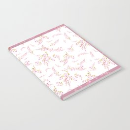 Cherry Blossoms floral Notebook