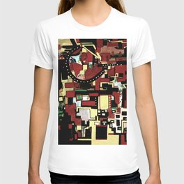 Square Jungle T-shirt