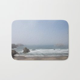 Bandon Beach Bath Mat