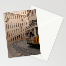 Tram Stationery Cards