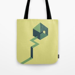 The doubt Tote Bag