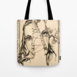 Bipolar by Kate Morgan Tote Bag