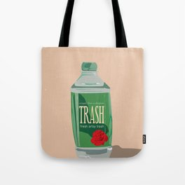 Fiji is Trash Tote Bag
