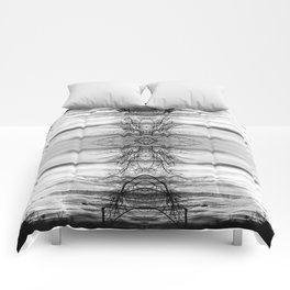 Dimensionality Comforters