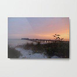 By Dawn's Early Light Metal Print