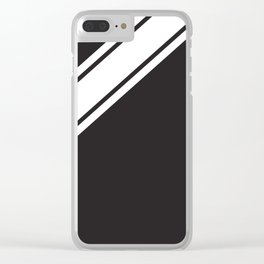 Mustang Clear iPhone Case