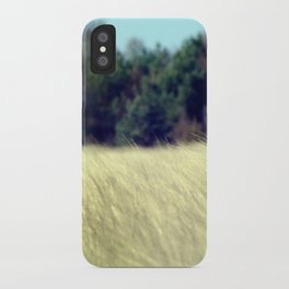 heathland. iPhone Case