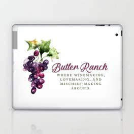Butler Ranch Laptop & iPad Skin