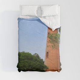 Currituck Beach Light Station Comforters