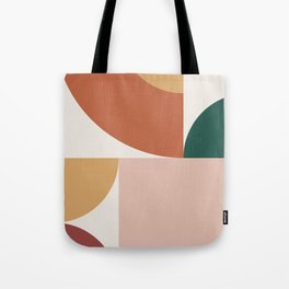 Abstract Geometric 13 Tote Bag