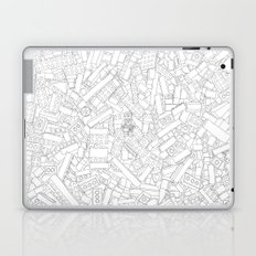 The Lego Movie —Colouring Book Version Laptop & iPad Skin