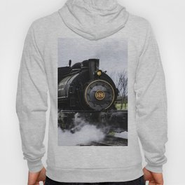 Steam Train Hoody
