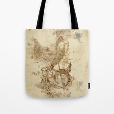 the golden key Tote Bag