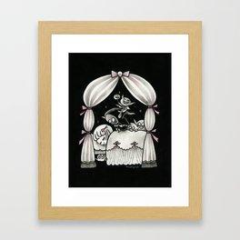 Goblin - Night of kidnap Framed Art Print