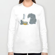Vision of the Ninth Life Long Sleeve T-shirt