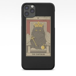 The Emperor iPhone Case