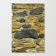 I Built A Wall II Canvas Print