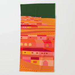Rosarito Road Beach Towel