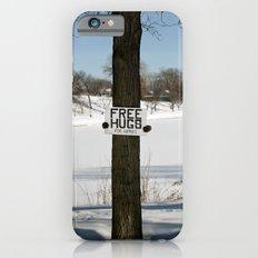 Free Hugs Tree iPhone 6s Slim Case