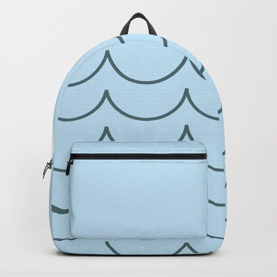 Sun Ocean Beach Backpack