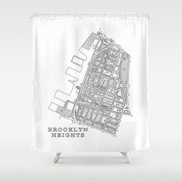 Brooklyn Heights Shower Curtain