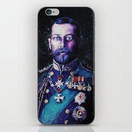 King George V iPhone Skin
