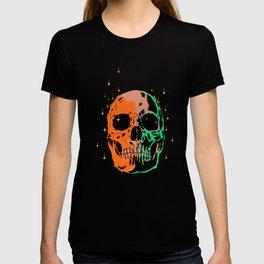 Space skull v1 T-shirt