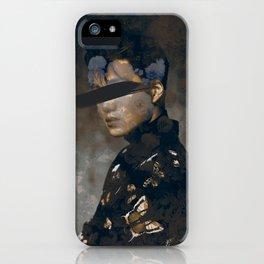 Toxic Silk   Kai iPhone Case