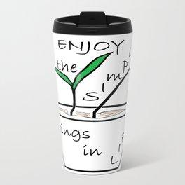 The Simple Things Travel Mug