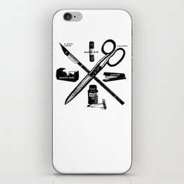 The Tools iPhone Skin