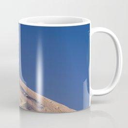 Climbers at Sunrise on Mount Rainier. Coffee Mug