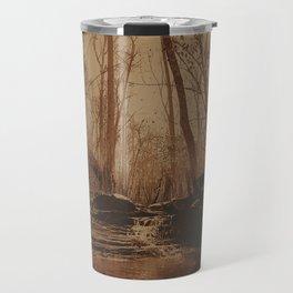 Slate Creek Waterfall Travel Mug
