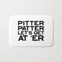 PITTER PATTER Bath Mat