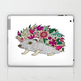 Woodland Hedgehog Illustration Laptop & iPad Skin
