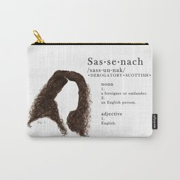 Sassenach Definition  Carry-All Pouch