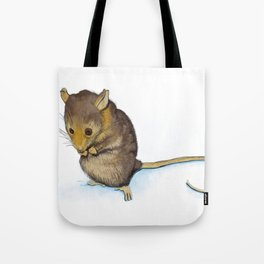 Mountain Pygmy-possum (Burramys parvus) Australian Native Tote Bag