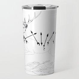 the little deer - frida kahlo Travel Mug
