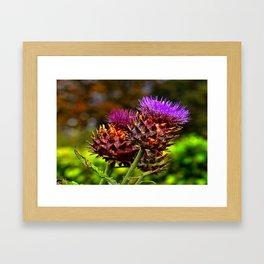 The Colour Purple Framed Art Print