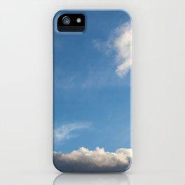 Sky 04/27/2014 20:20 iPhone Case