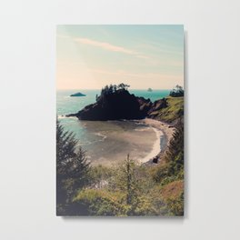 West Coast Summer Metal Print