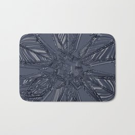 Snow Marries Stone Bath Mat