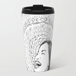 mandala006 Travel Mug