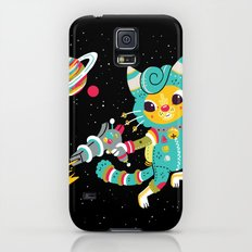 Kitty Cat Space Captain Slim Case Galaxy S5