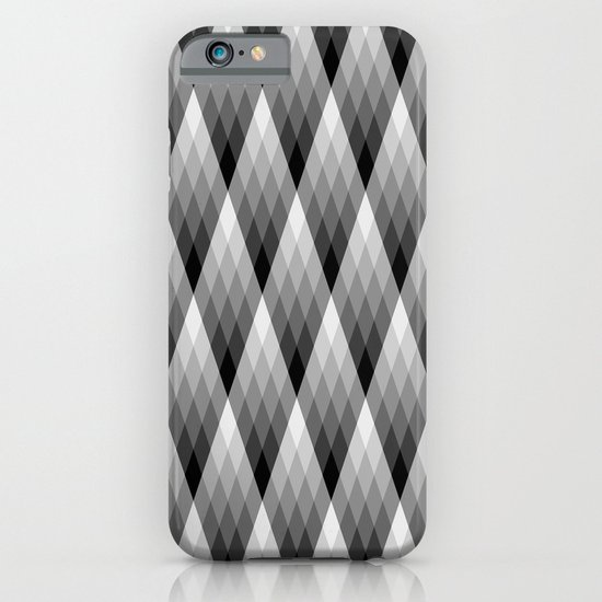 Silvery iPhone & iPod Case