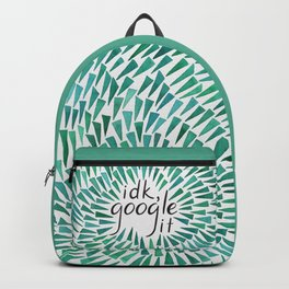 I don't know, google it Backpack