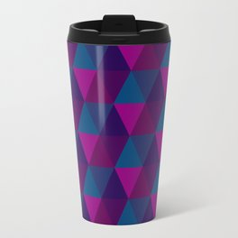 Hexagons 1 Travel Mug