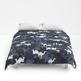 CAMELFLAGE - Special Ops Blue Comforters