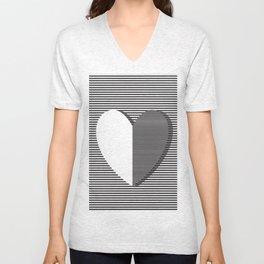 Love can make you dizzy Unisex V-Neck